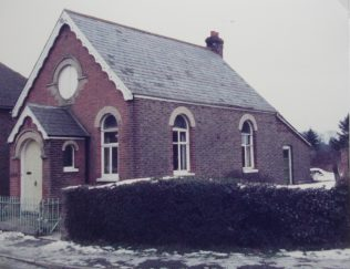 Goudhurst Primitive Methodist chapel | Keith Guyler 1986