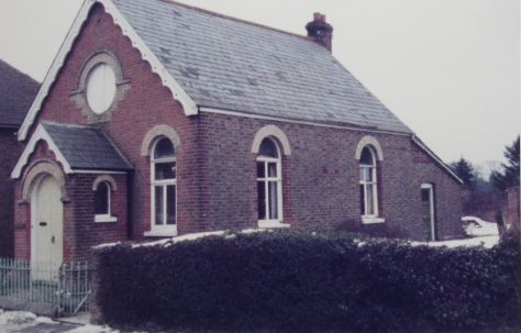 Goudhurst Primitive Methodist chapel