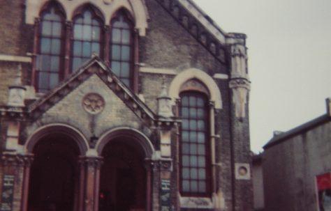 Tunbridge Wells Camden Road Primitive Methodist chapel