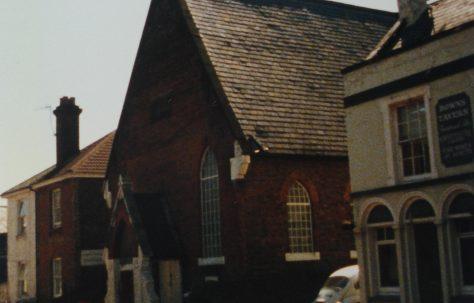 Tunbridge Wells Down Lane Primitive Methodist chapel