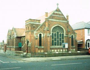 Bexhill Springfield Road Primitive Methodist chapel | Keith Guyler 1988