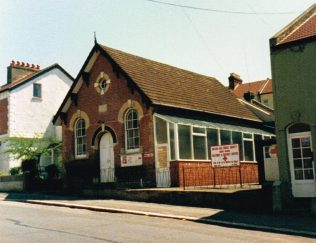 St Leonards Newgate Street Primitive Methodist chapel | Keith Guyler 1987