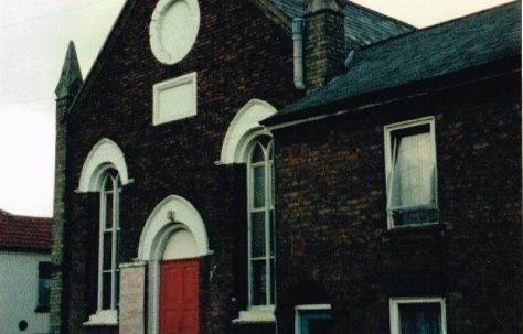 Maidstone Brewer Street Primitive Methodist chapel