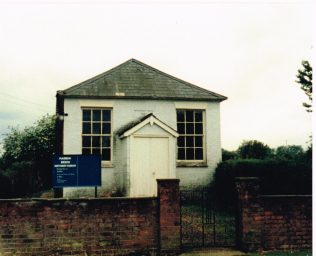 Marden Beech Primitive Methodist chapel | Keith Guyler 1986