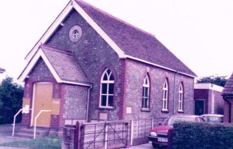 Offham Primitive Methodist chapel