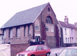 Sittingbourne Shakespeare St Primitive Methodist chapel | Keith Guyler 1986