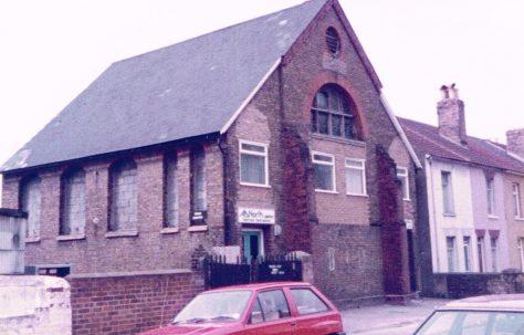 Sittingbourne Shakespeare Road Primitive Methodist chapel