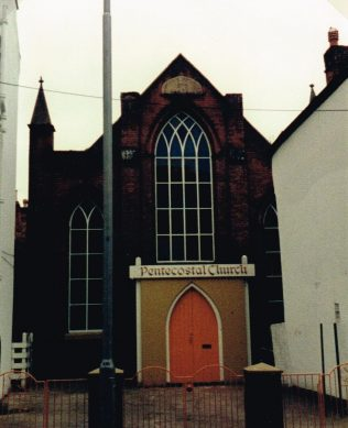 The Borough Primitive Methodist chapel | Keith Guyler 1986