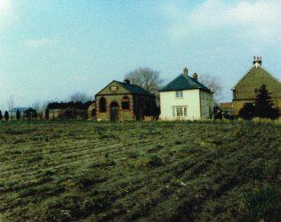 Cooper Street Primitive Methodist chapel   Keith Guyler 1986