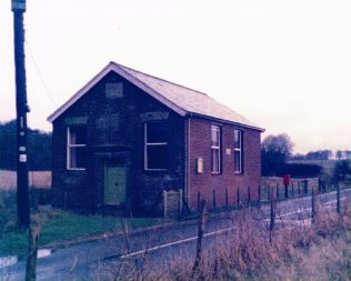 the second Petham Primitive Methodist chapel | Keith Guyler 1986
