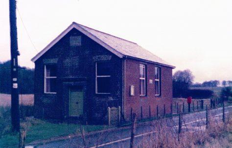 Petham Primitive Methodist chapel