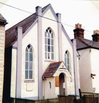 former Shalmsford Street Primitive Methodist chapel | Keith Guyler 1984