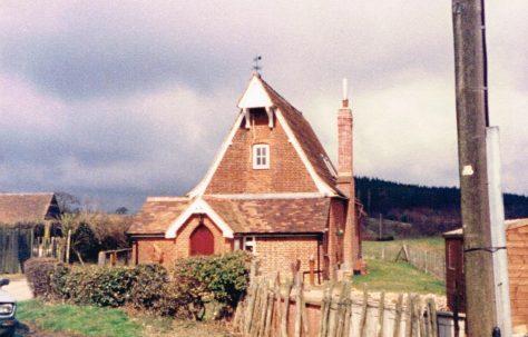 Shottenden Primitive Methodist chapel