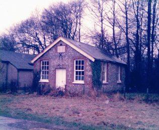 Stelling Minnis Primitive Methodist chapel | Keith Guyler 1986