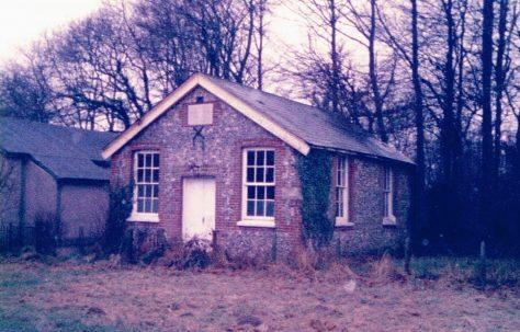 Stelling Minnis Primitive Methodist chapel