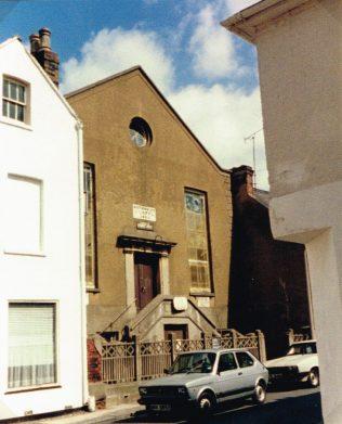 Whitstable Albert St Primitive Methodist chapel | Keith Guyler 1986