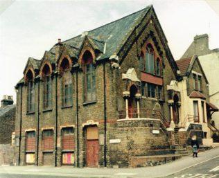 Margate Dane Hill Primitive Methodist chapel | Keith Guyler 1986