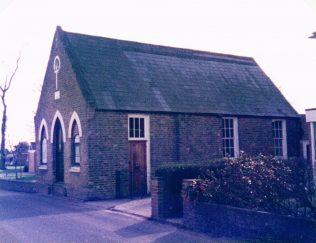 Cliffsend Primitive Methodist chapel | Keith Guyler 1986