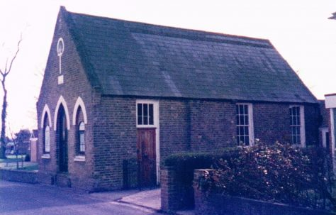 Cliffsend Primitive Methodist chapel