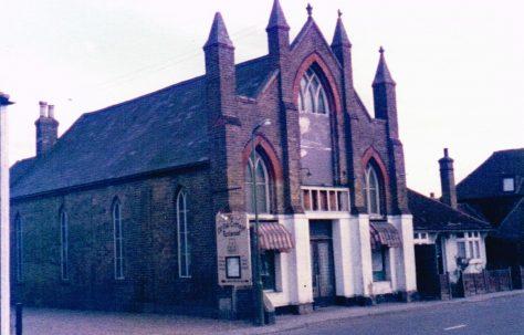 Minster-in-Thanet Primitive Methodist chapel