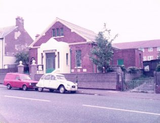 Northwood Primitive Methodist chapel | Keith Guyler 1984