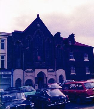 Ramsgate Queens St Primitive Methodist chapel | Keith Guyler 1986