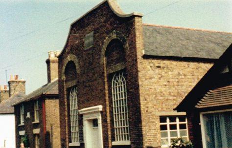 Moat Sole Primitive Methodist chapel