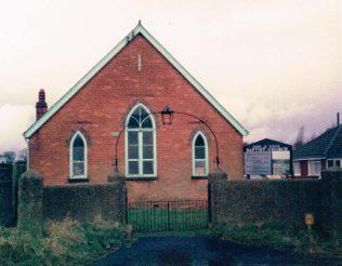 former Capel-le-Ferne Primitive Methodist chapel | Keith Guyler 1986