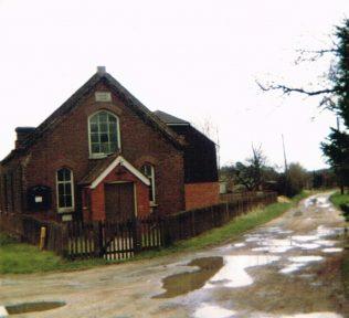 Lenham Heath Primitive Methodist chapel | Keith Guyler 1984