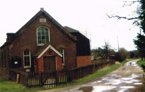Lenham Heath Primitive Methodist chapel