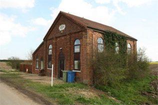 Wrangle Bank Primitive Methodist chapel | Photo provided byRay & Marie (Mr. & Mrs.. Ella) in 2017