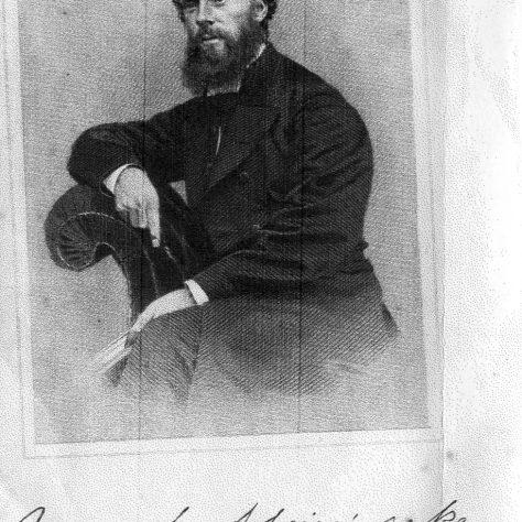 Rev. Henry Roe 1872   Mr. F. W. Hunt