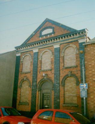 Stratford upon Avon Primitive Methodist chapel | Keith Guyler 2000