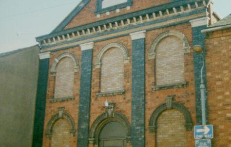 Stratford upon Avon Primitive Methodist chapel