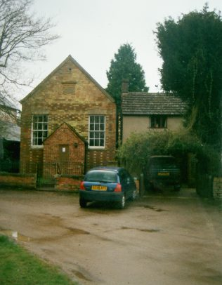 Radway Primitive Methodist chapel | Keith Guyler 2000