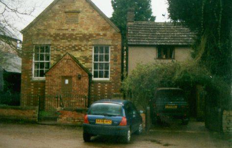Radway Primitive Methodist chapel