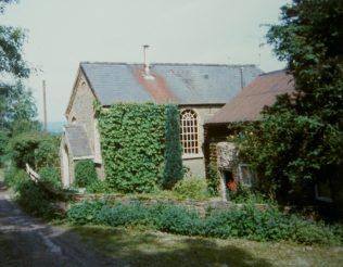 1865 Coombes Moor (Combe Moor) Primitive Methodist Chapel   Keith Guyler 1993