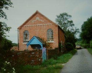 1864 Nokelane Head Primitive Methodist Chapel   Keith Guyler 1993