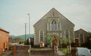 Presteigne (Warden View) 1861 Primitive Methodist Chapel | Keith Guyler 1993