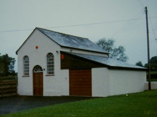 1861 Shirl Heath Jubilee Primitive Methodist Chapel | Keith Guyler 1993