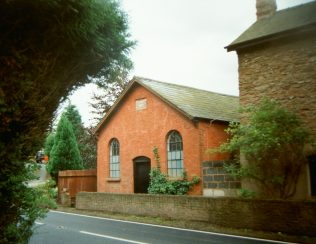 Stockton Primitive Methodist Chapel | Keith Guyler 1993