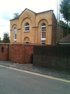 The building in 2012 after conversion to a dwelling   David Noble