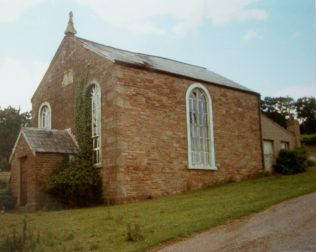 Blakeney Hill Primmitive Methodist chapel | Keith Guyler 1990