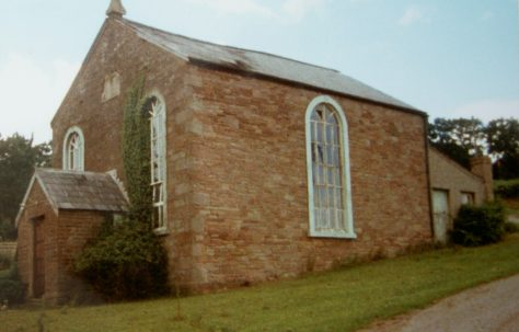 Blakeney Hill Primitive Methodist chapel