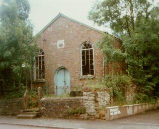Bethel Primitive Methodist chapel,Clearwell   Keith Guyler 1990