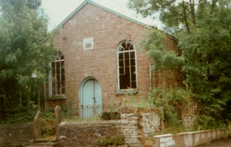 Clearwell; Bethel Primitive Methodist chapel