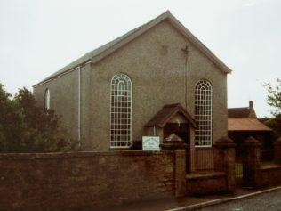 Pisgah Primitive Methodist chapel, Coalway | Keith Guyler 1990