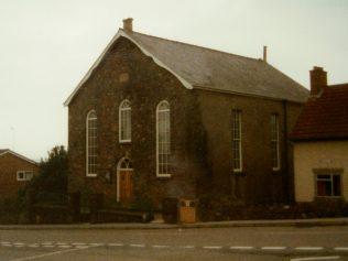 Ebenezer Primitive Methodist chapel, Lydney | Keith Guyler 1990