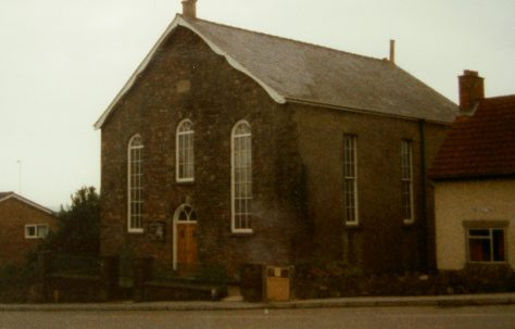 Lydney; Ebenezer Primitive Methodist chapel
