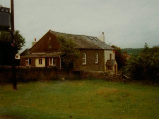 Ellwood first chapel (1841) | Keith Guyler 1990